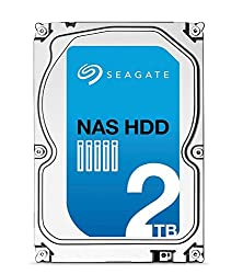 (Old Model) Seagate 2tb Nas Hdd Sata 6gbs 64mb Cache 3.5-inch Internal Bare Drive (St2000vn000)