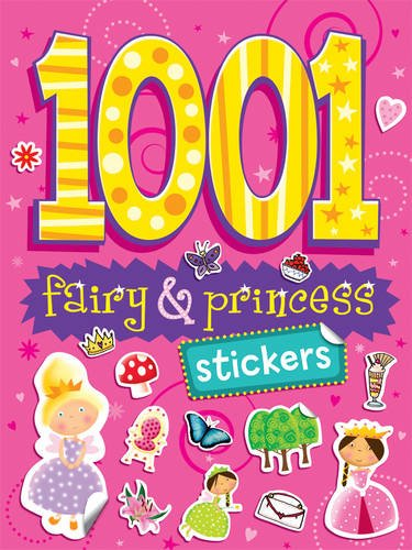 Read Online 1001 Stickers: Fairy & Princess PDF