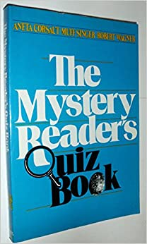 The Mystery Reader's Quiz Book