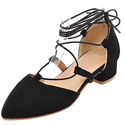 3 Tacco Black orsay Basso Donna D Sandali Mode Zanpa Cwx0a4qHH