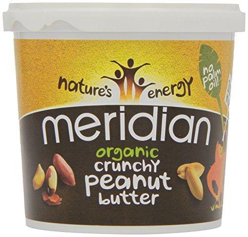 Meridian - Organic Peanut Butter Crunchy 100% - (100% Butter)