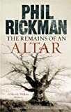 The Remains of An Altar (Merrily Watkins Mystery)