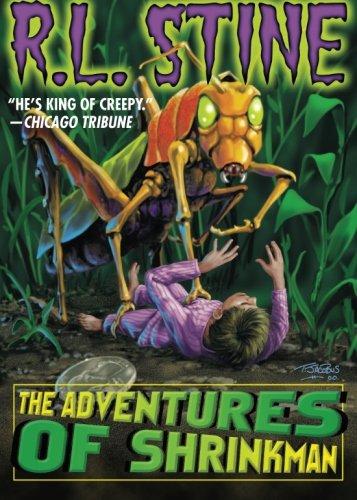 Read Online The Adventures of Shrinkman ebook
