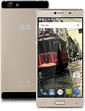 Elephone M2 - Smartphone libre 4G Lte (Pantalla 5.5