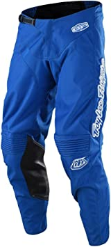 28, Red Troy Lee Designs Youth Kids Offroad Motocross Mono GP Pant