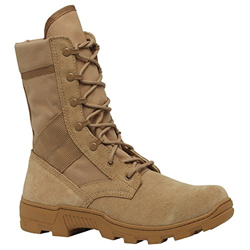 Belleville Mens 8 Desert Runner Boot Tan