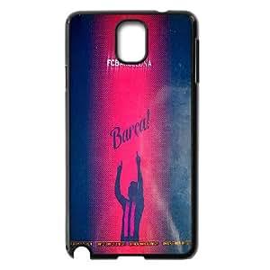 Samsung Galaxy Note 3Cases FC Barcelona barca, Kyle5V, {negro}