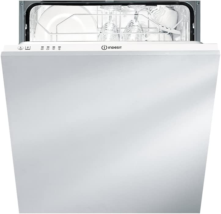 Indesit DIF 14 A lavavajilla - Lavavajillas (Totalmente integrado ...