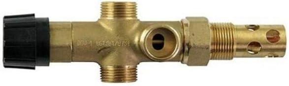 Recamania Valvula Seguridad termostatica Caldera Standard BIOMASA DBV1 3/4