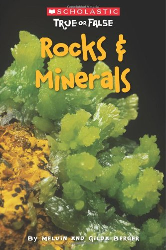Scholastic True or False: Rocks & Minerals (Best True Or False Questions)