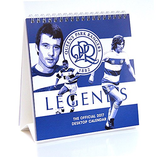 The Official QPR FC Desk Calendar -