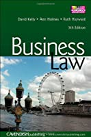 Business Law, 5th Edition Front Cover