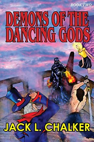 book cover of Demons of the Dancing Gods