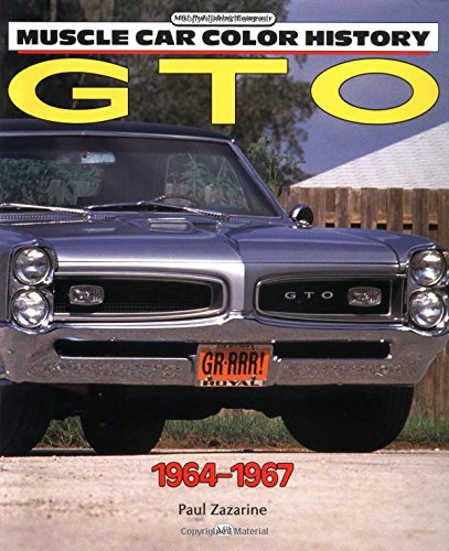 GTO, 1964-1967 (Muscle Car Color (1965 Muscle Cars)