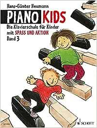 Piano Kids Band 3 + Aktionsbuch 3. Klavier: Die Klavierschule für Kinder mit Spaß und Aktion - Komplett-Angebot