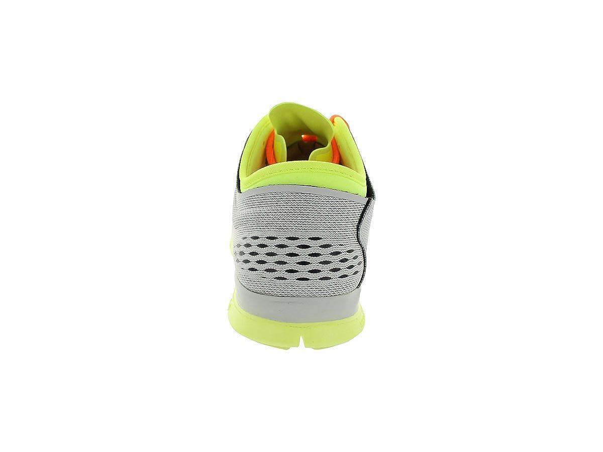 Nike Damen Free 5.0 Tr Fit 4 Gymnastikschuhe, Atomic orangeWhite Volt Light Base Grey
