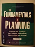 Fundamentals of Planning, Capezio, Peter, 1558521690