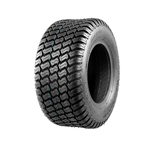 16x6.50-8 Tire, Turf Saver 16x6.5x8 Lawn Mower Tires Replacement for John Deere Tractor,4PR,Tubeless,DOT Compliant