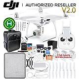 DJI Phantom 4 PRO V2.0/Version 2.0 Quadcopter 3 Battery Ultimate Bundle