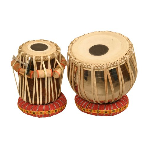 Mid-East TBSP Professional Tabla Set by Mid-East