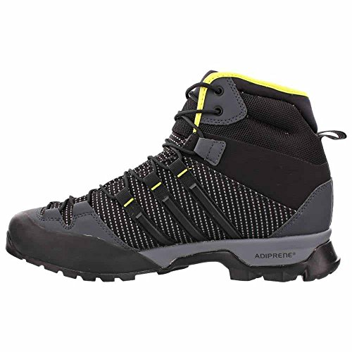 Adidas Outdoor Para Hombre Terrex Scope High Gtx Gris Oscuro / Negro / Gris Vista