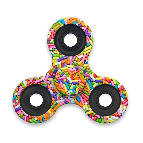Ship Sprinkles (High Speed & Longest Spin Time Spinner Squad Fidget Spinners (sprinkle) )