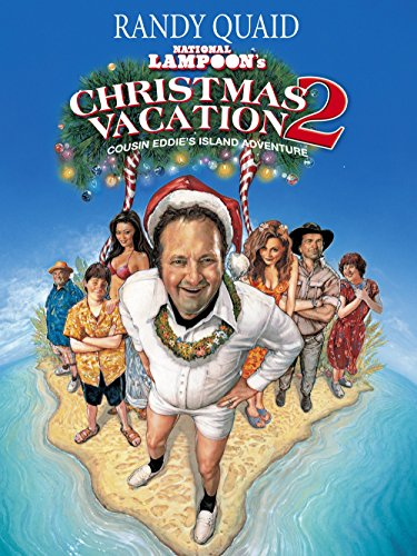 National Lampoon's Christmas Vacation 2: Cousin Eddie's Island Adventure Lampoon Vacation Christmas