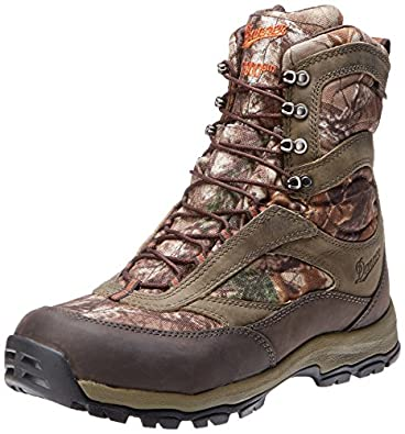 Amazon.com | Danner Men's High Ground 8 Realtree X 1000G Hiking ...