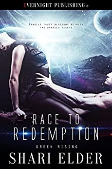Race to Redemption (Green Rising Book 1) by [Elder, Shari]