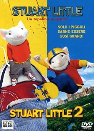 Amazon Com Stuart Little Stuart Little 2 2 Dvd Movies Tv