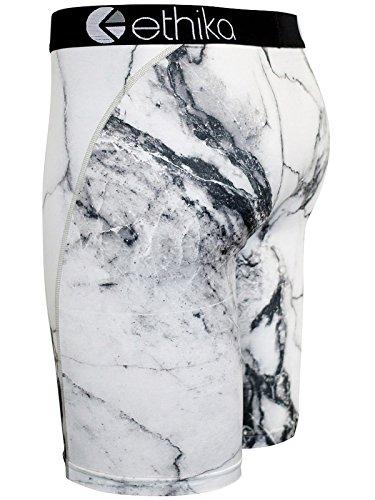 Boxer Ethika Marble Floor Grigio-Nero