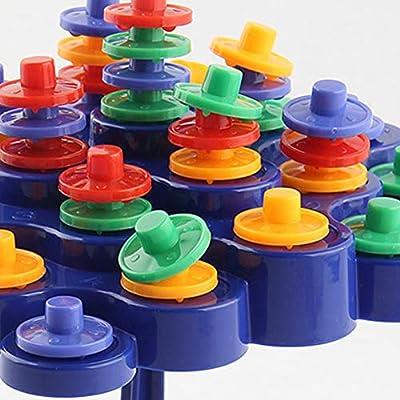 Zongha Jenga Drinking Game Jenga Gigante Jenga para niños Jenga Bloques Equilibrio Juego Jenga para Adultos Gigante Jenga Juego Jenga Gigante para Adultos: Amazon.es: Hogar