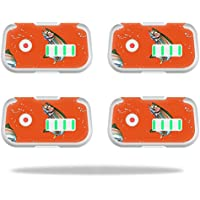 Skin For DJI Phantom 3 Drone Battery (4 pack) – Trout Collage | MightySkins Protective, Durable, and Unique Vinyl Decal wrap cover | Easy To Apply, Remove, and Change Styles | Made in the USA