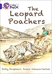 Collins Big Cat - The Leopard Poachers: Band 16/Sapphire