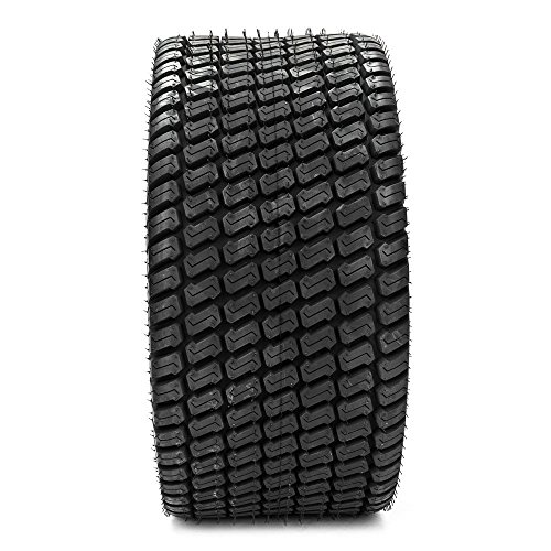 2Pcs New 4PLY 24×12.00-12 Tires 24x12x12 P332 Turf Lawn Mower Tires