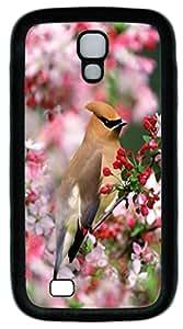 Samsung Galaxy S4 I9500 Cases & Covers -Brown Cardinal Animal Custom TPU Soft Case Cover Protector for Samsung Galaxy S4 I9500šCBlack