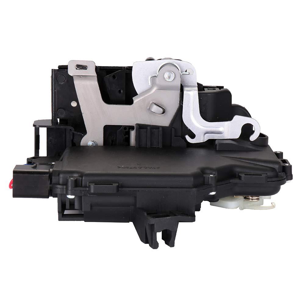 Rear Right Door Lock Actuators Door Latch Replacement Fits for 1999-2012 Volkswagen Golf//Jetta//Passat//Rabbit 3B4 839 016 3B4839015A 2PCS cciyu Rear Left