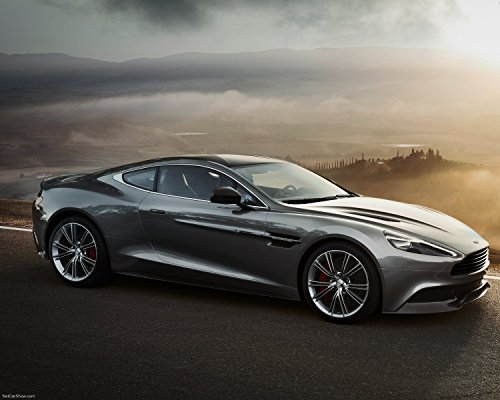 Aston Martin Car Poster Wall Decoration High Quality 16x20
