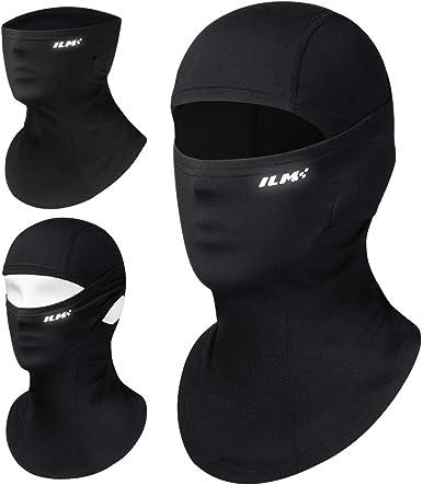 Men Women Winter Fleece Thermal Balaclava Hats Motorcycle Face Mask Ski Hood Cap