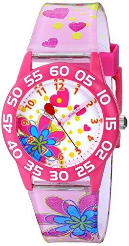 Red Balloon Kids' W001232 Plastic Watch, Plastic Strap, A...