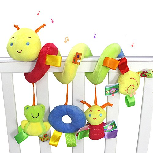 Baby Activity Bar For Pram - 9