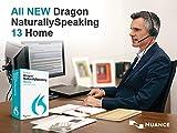 Dragon Naturallyspeaking 13 Home: World's #1 Speech Recognition Software