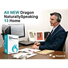 Dragon Naturallyspeaking 13 Home: World's #1 Speech Recognition Software