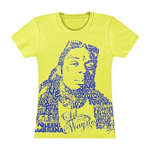 lil wayne girls shirt - 6