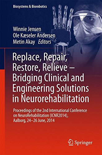 Replace, Repair, Restore, Relieve – Bridging Clinical and Engineering Solutions in Neurorehabilitation: Proceedings of the 2nd International ... 24-26 June, 2014 (Biosystems & Biorobotics)