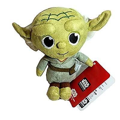 Star Wars The Last Jedi Yoda Plush: Toys & Games