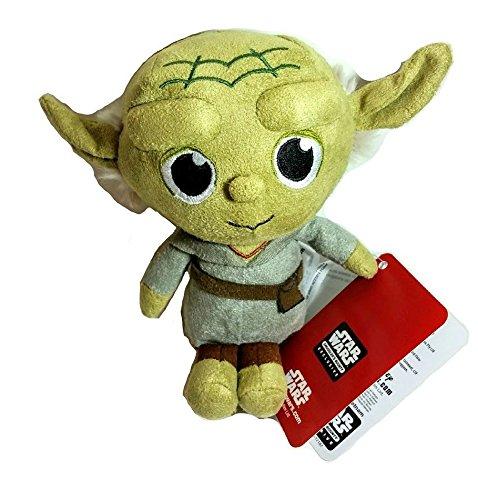 Star Wars The Last Jedi Yoda Plush ()