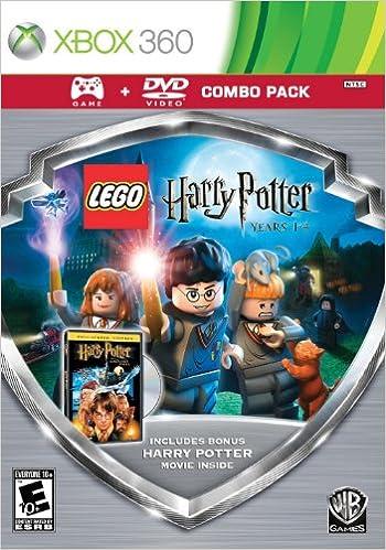 Lego Harry Potter: 1-4 Game/HP Sorcerers Movie DVD: Amazon.es: WB Games: Libros en idiomas extranjeros