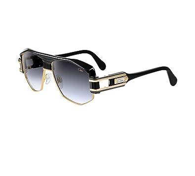 Amazon.com: Cazal 671 001 Oro Negro/Gris degradado clásico ...