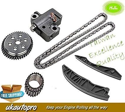 Amazon.com: Timing Chain Kit Fits KIA Soul 1.6L HYUNDAI i20 Accent 1.4L 24321-2B000 w/Gears: Automotive
